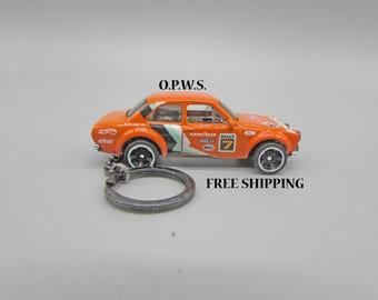 Ford Orion Mk1 /& Mk2 Keyring Handmade Laser Cut Gift