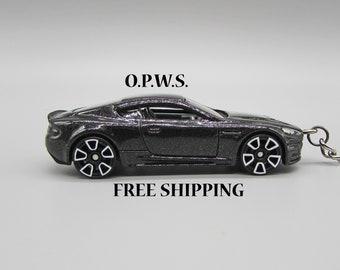 Aston Martin Keyring Etsy