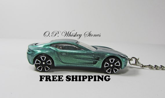 Hot Wheels Aston Martin One 77 Aston Martin Keychain Hot Etsy