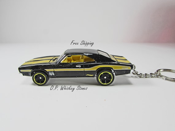 Dodge Charger Keychain Made in USA