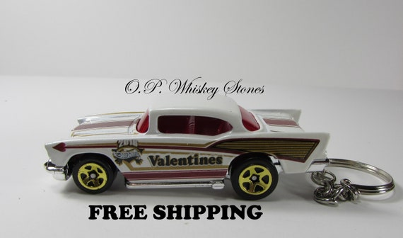 1957 Chevy Bel Air 57 Chevrolet Hot Wheels Car Hot Etsy