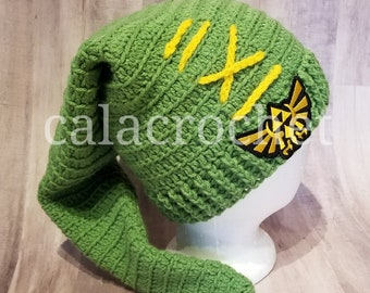 76b47577de5 Zelda Link one size adult large hat beanie
