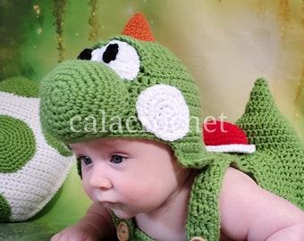 super mario bros baby photo prop crochet diaper cover set baby crochet outfit mario baby costume boy baby mario costume hat mario photo prop