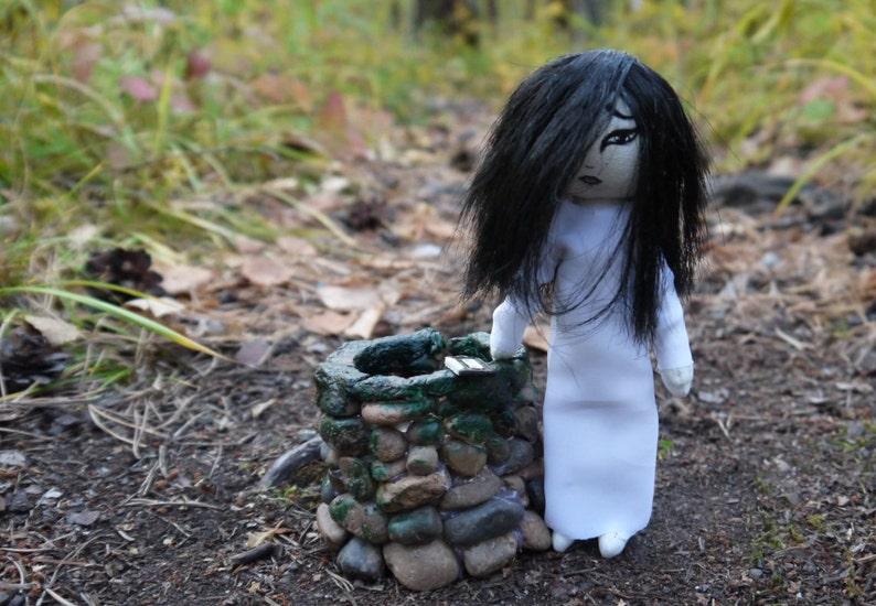 07a70f5f9e9e Sadako horror doll from The Ring Japanese horror movie gift