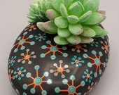 mid century, mid century modern, candle holders, succulent holders, home decor, home accessories, gift items, holiday gifts, for her