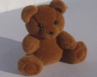 Vintage 1 / 12 scale Traditional Miniature Teddy Bear