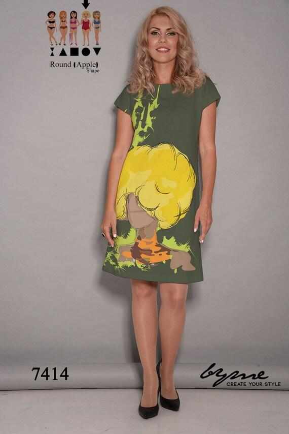 Yellow Spring Dresses