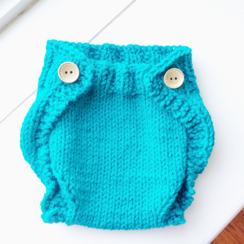 Knit diaper cover pattern diaper cover pattern baby diaper ...
