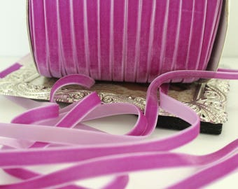 Pre-Order Wholesale Pink Series  Velveteen  Ribbon  WVRYM-002SOPNK  SPECIAL ORDER