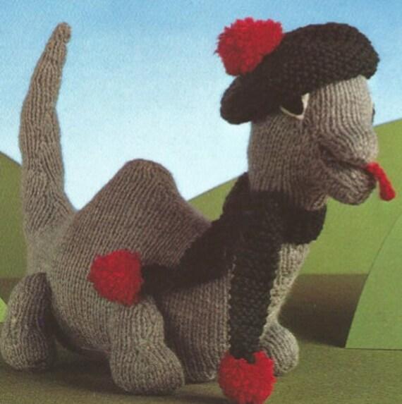 Amazon.com: Amigurumi Doll, Loch Ness Monster, Nessie Toy, Baby ... | 573x570