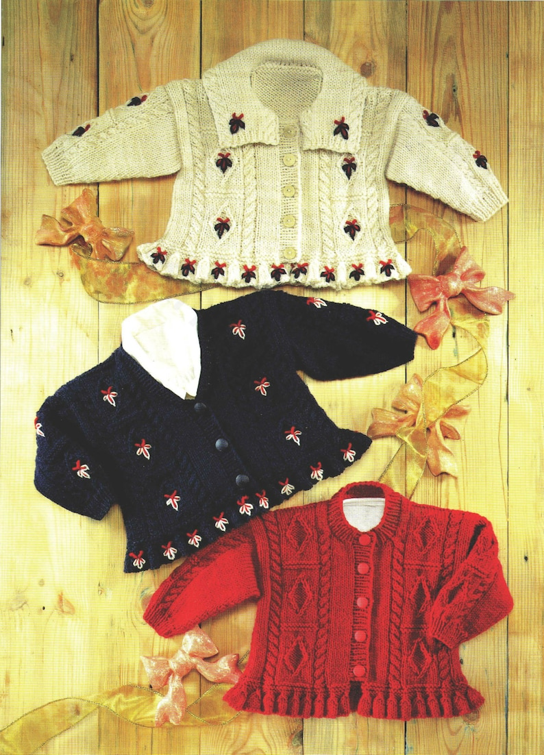 58426a61584c43 Knit V-Neck and Round Neck Cardigans  OhhhBabyBaby  newborn to