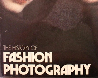 Vintage Fashion Photography Book