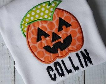 PUNKIN Personalized shirt
