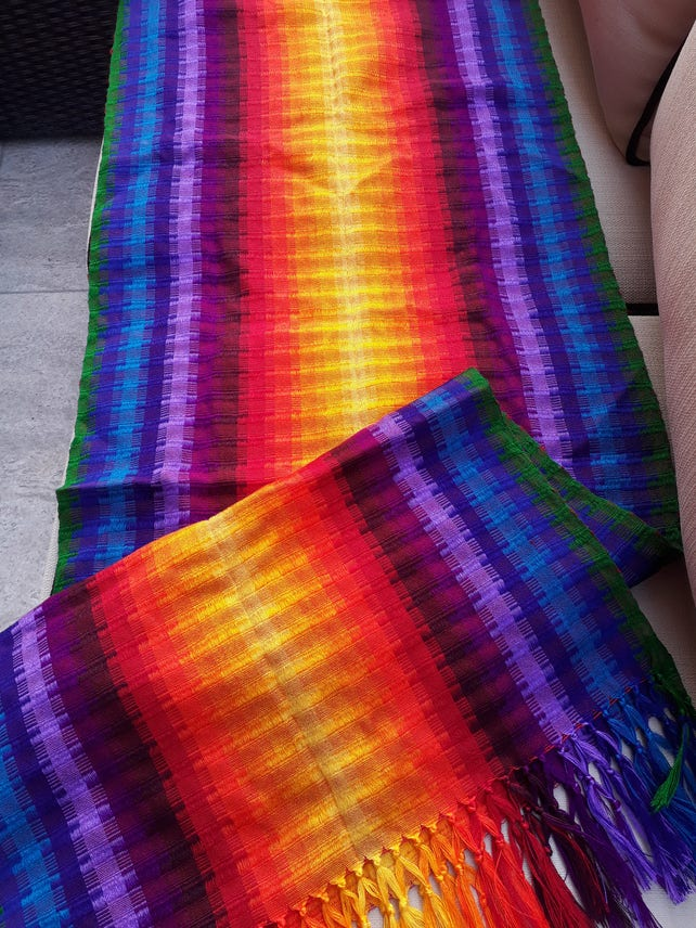 Buy 10 Get 12 Rainbow 9 Feet Rebozos Doula Midwifery Baby Wrap Etsy