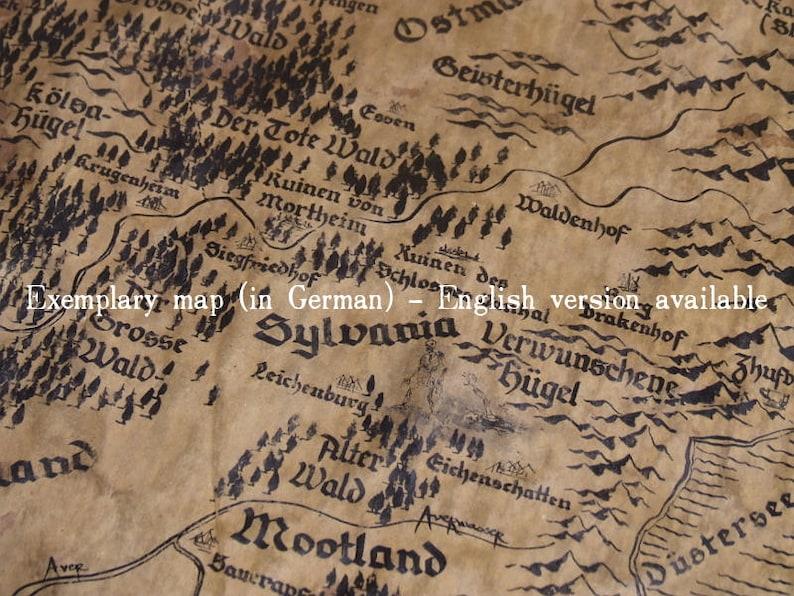 Large Warhammer English Version The Empire Old World Fantasy Etsy