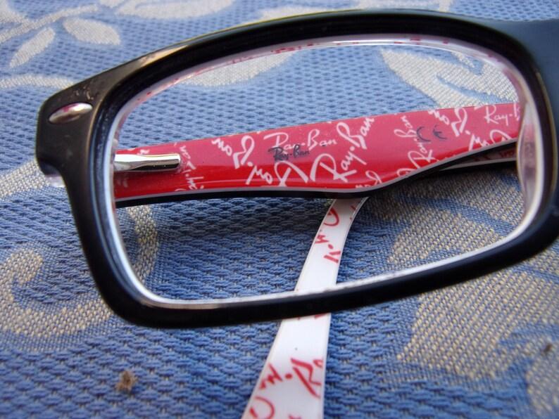 402d5f992f RAY BAN M frame eyeglasses Rb 5206 5014 black 48 MM Ray Ban