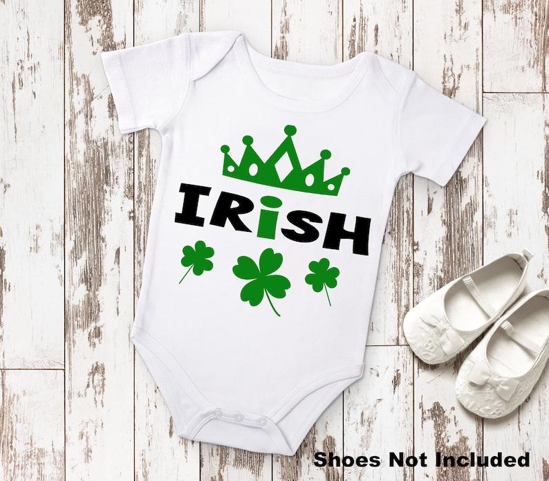 14542f39 Irish Princess St. Patricks Day Baby Shower Birthday Gift Idea | Etsy