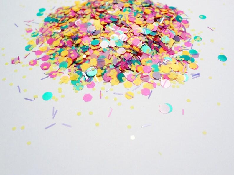 Glitter Mix, 80s DANCE PARTY