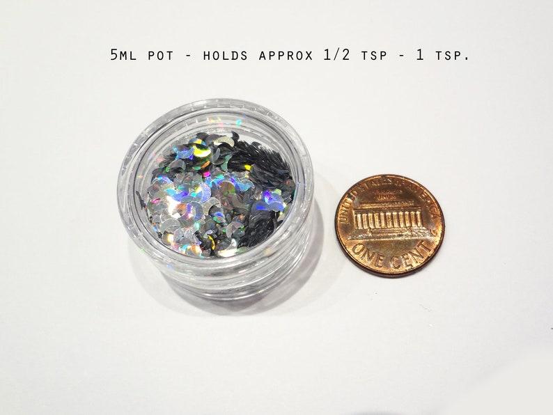 TUTTI FRUTTI Glitter Mix