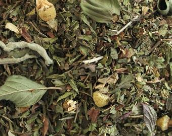 Teas2u 'Twilight' Loose Organic Herbal Tea Blend (Caffeine Free)