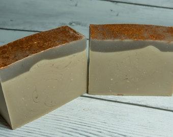 Chocolate Rose Soap