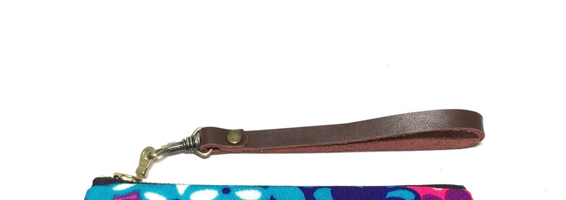 Genuine Leather Wrist Strap Add On Only image 0