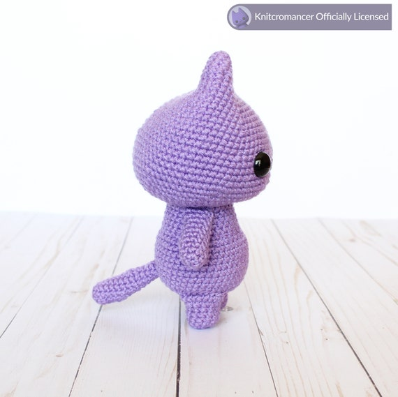 amigurumi cat Mayra Miau, PDF crochet pattern kitty kitten ... | 569x570