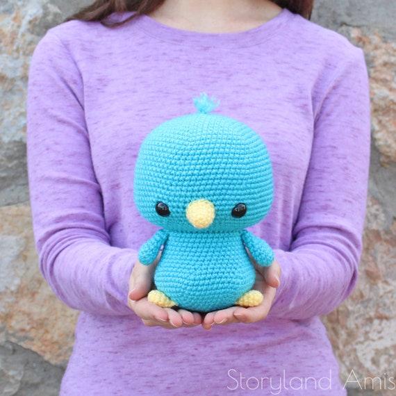 Amigurumi Spring Bird Crochet Free Pattern | Crochet patterns ... | 570x570