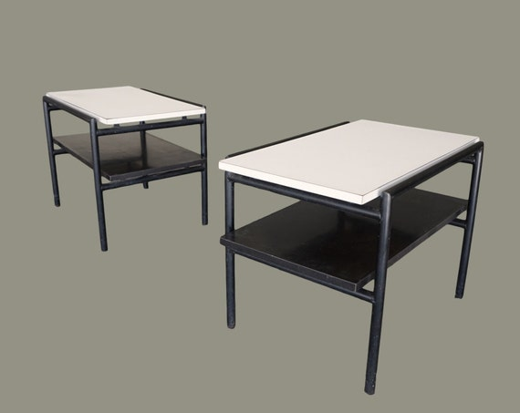Don Knorr Vista of California End Tables