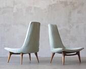 Karpen Of California Sculptural Chairs