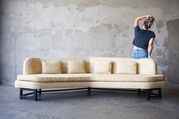Edward Wormley for Dunbar 'Janus' Sofa