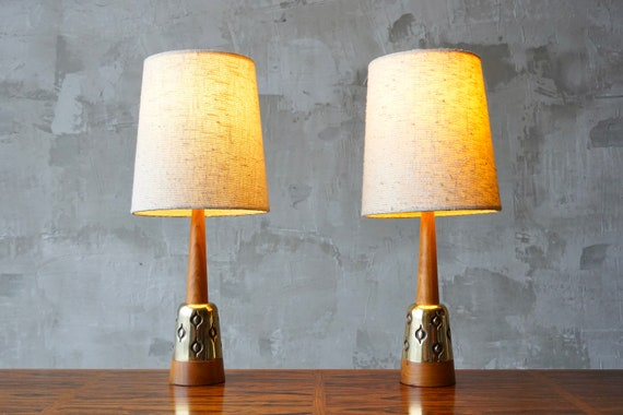 Tony Paul 'Westwood' Lamps.