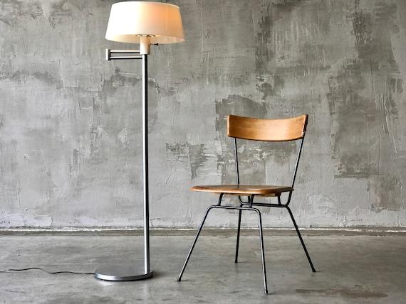 Lightolier Swing-Arm Lamp.