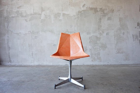 Paul McCobb Fiberglass Chair