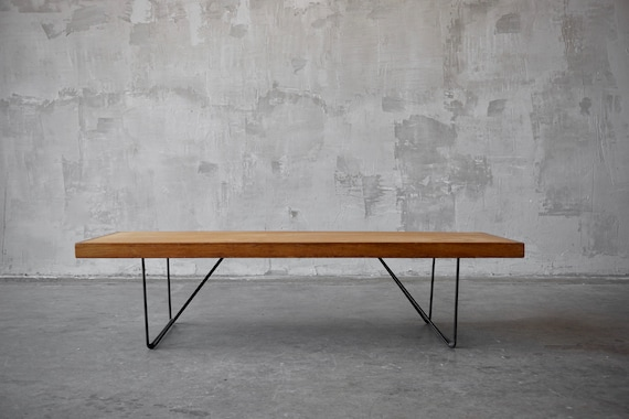 Luther Conover Table/Bench.