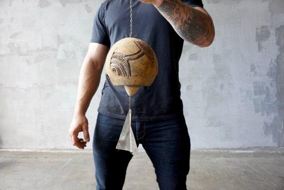Paolo Soleri Ceramic Bell.