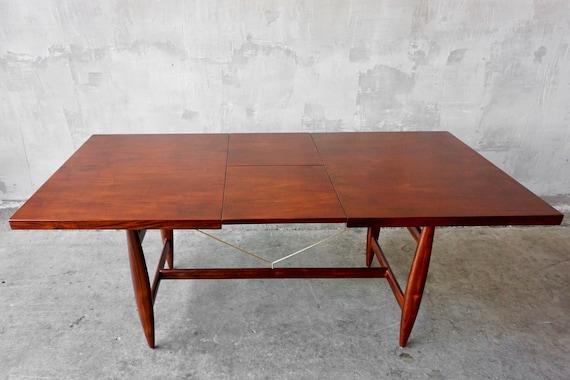 Sergio Rodrigues 'Burton' Dining Table