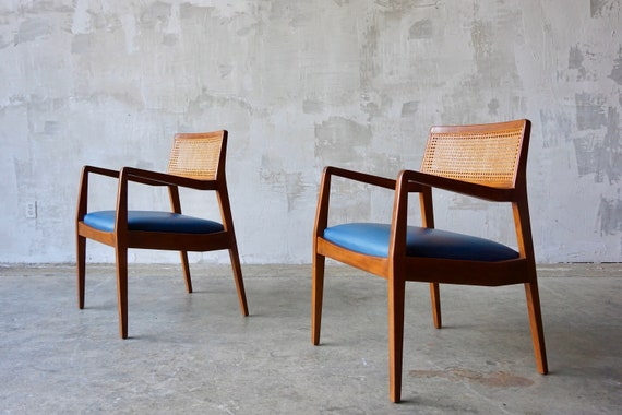 Jens Risom 'Playboy' Chairs