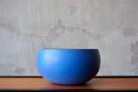 John Follis Architectural Pottery Bowl