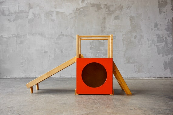 Creative Playthings Slide/Fort