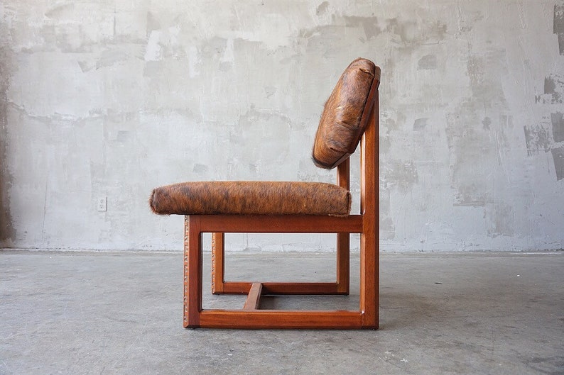 Remarkable Frank Lloyd Wright Henredon Lounge Chair Theyellowbook Wood Chair Design Ideas Theyellowbookinfo