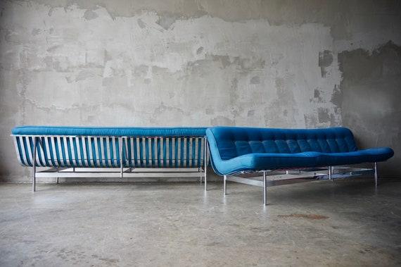 Pair of Laverne International 'New York' Sofas