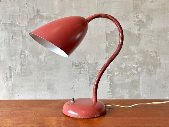 Kurt Versen Desk Lamp.