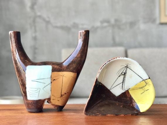 Edmund Ronaky Ceramics.