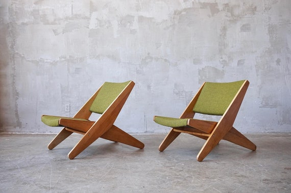 Ficks Reed Lounge Chairs