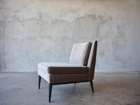 Paul McCobb Slipper Chair