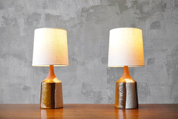 David Cressey Attributed Table Lamps
