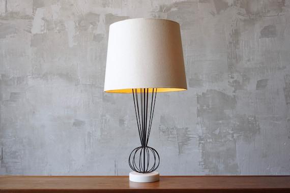 Tony Paul Wire Lamp