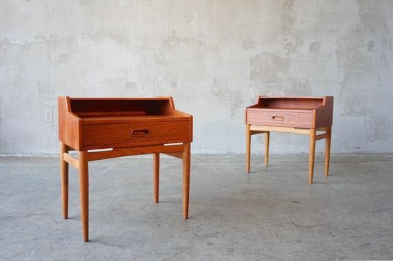Mogens-Kold Teak End Tables
