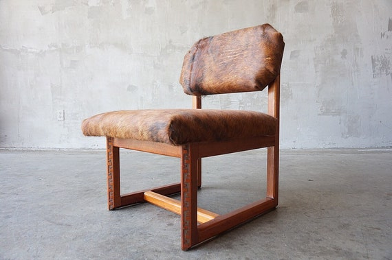 Terrific Frank Lloyd Wright Henredon Lounge Chair Theyellowbook Wood Chair Design Ideas Theyellowbookinfo
